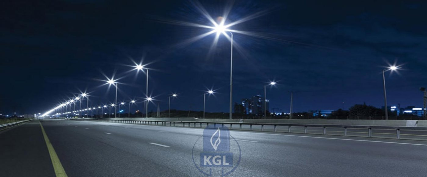 LED street lights for Panchayath roads State Roads in Kerala